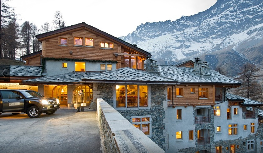 benessere a cervinia