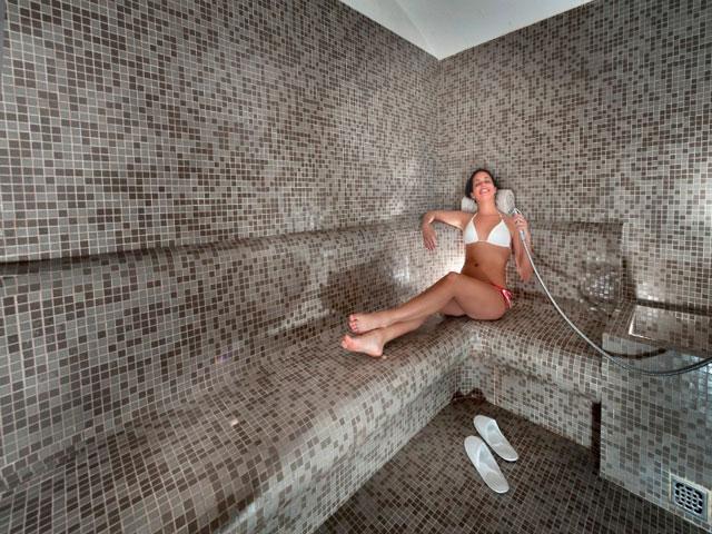 bagno turco privato