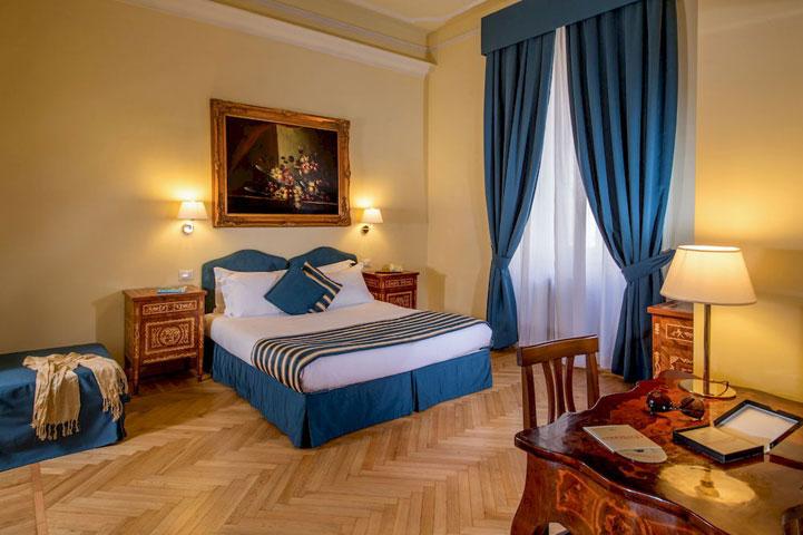 camera hotel piram roma