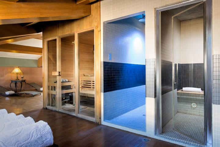 sauna hotel roma