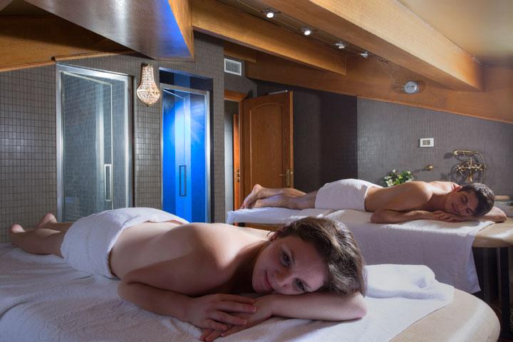 spa di coppia roma