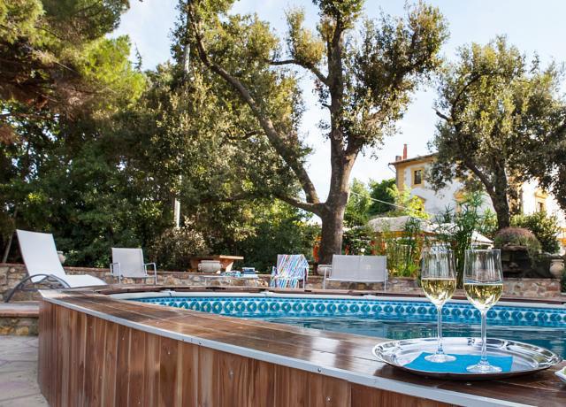 piscina il palazzino bibbona