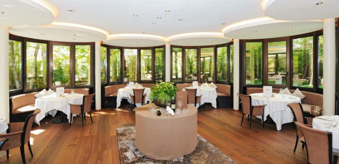 ristorante Hotel Vier Jahreszeiten
