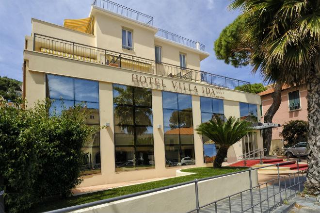 hotel villa ida laigueglia