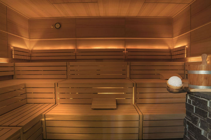 sauna caserta