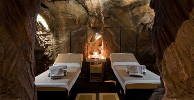 spa in grotta