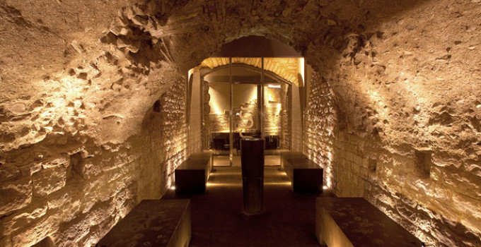 spa grotte nun assisi