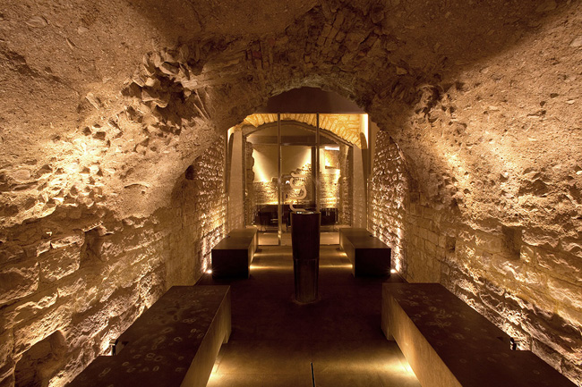 spa grotte