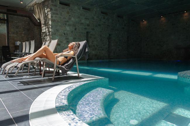 helvetia relax piscina