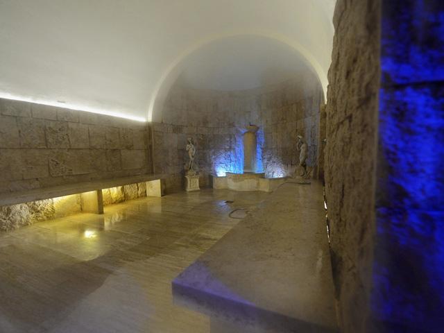 grotta termale