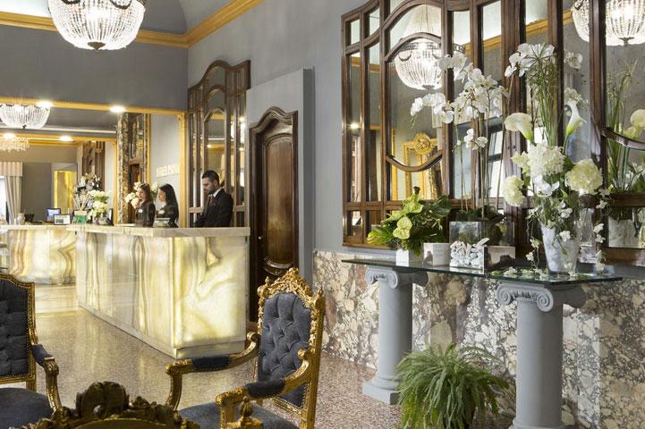 wellcome hotel piram roma