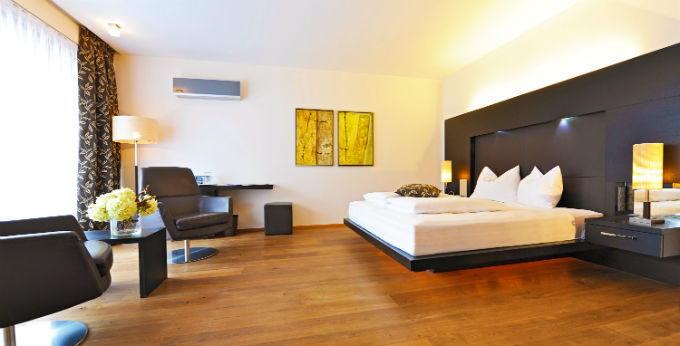 suite hotel trentino spa