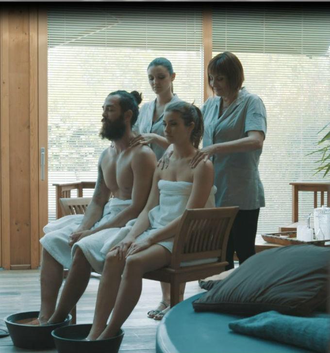 massaggio spa privata emilia