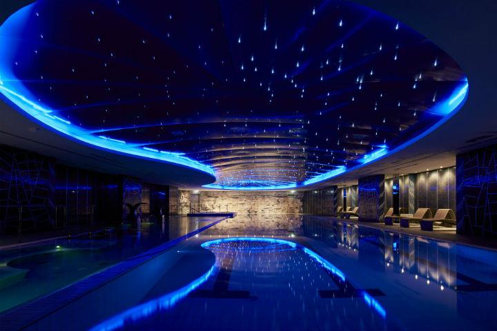 I migliori hotel 5 stelle a roma spa lusso for Mobili 5 stelle