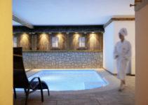 piscina coperta hotel alto adige