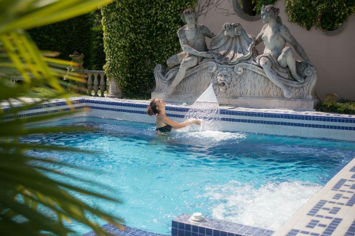 piscina terme abano