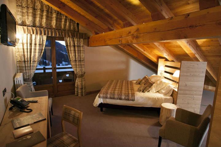 suite hotel cogne