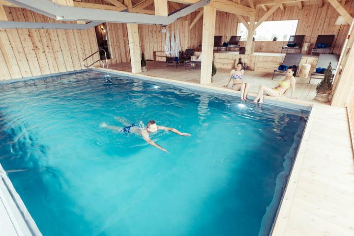 piscina hotel alto adige